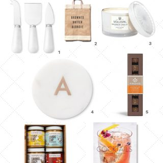 2018 Holiday Gift Guide for the Hostess