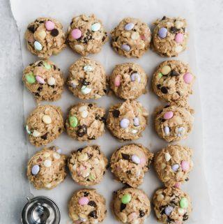 Jumbo Everything Cookies