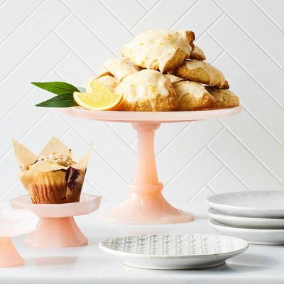 milk-glass-cake-stand-magnolia-collection