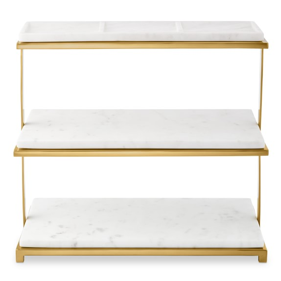Williams-Sonona-Marble-Three-Tier-Server