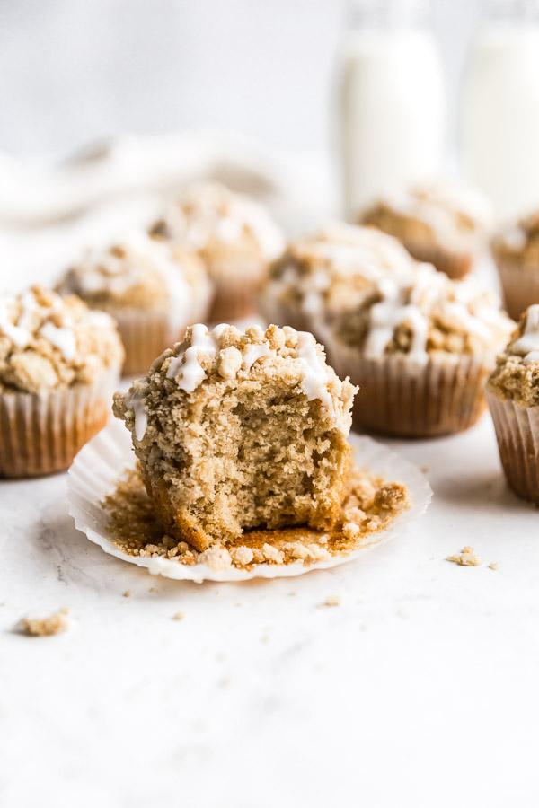 glazed-coffee-cake-muffins