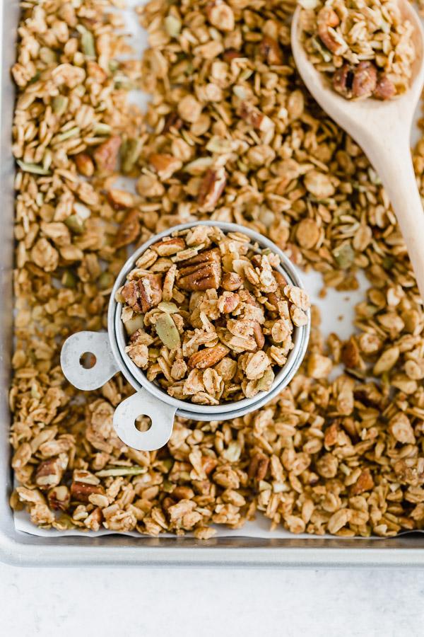 maple-cardamom-granola