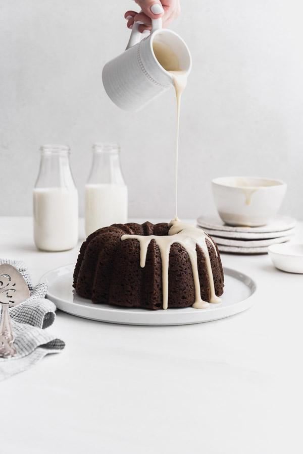 gingerbread-bundt-cake-maple-bourbon-glaze